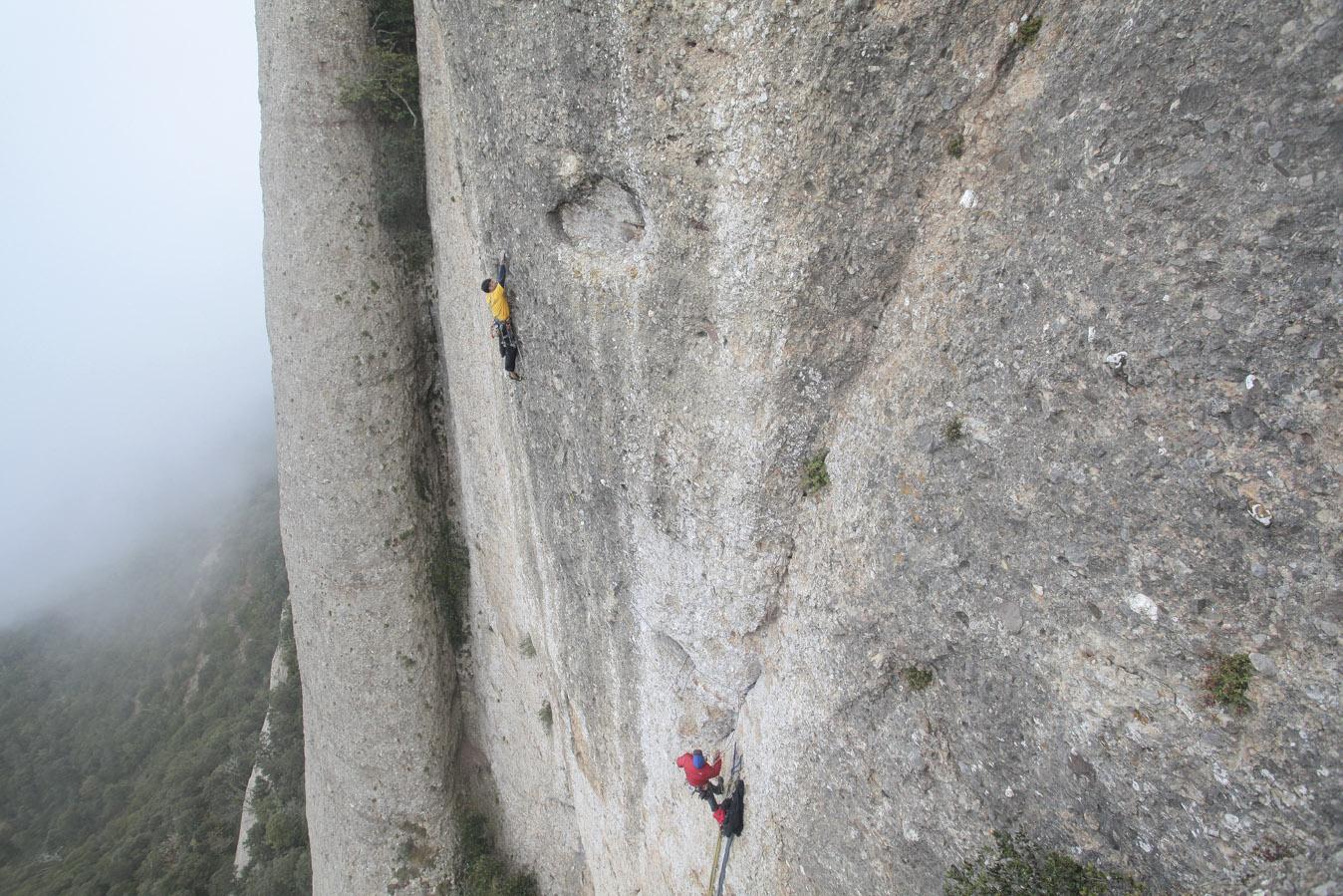 Climbing Lofoten