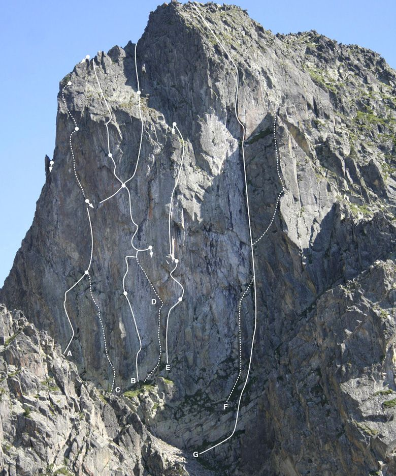 Ressenyes escalada Vall d'Aran