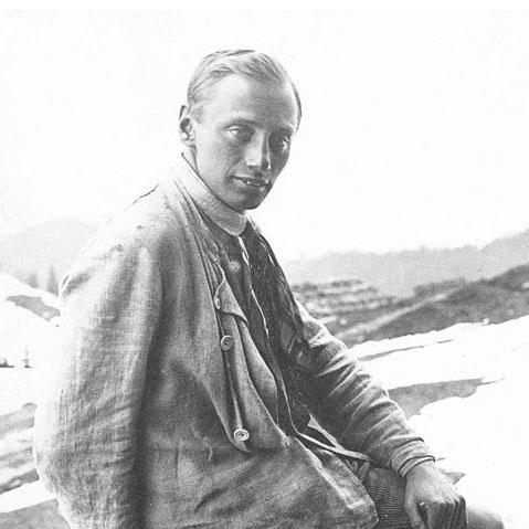 Paul Preuss (1886-1913)