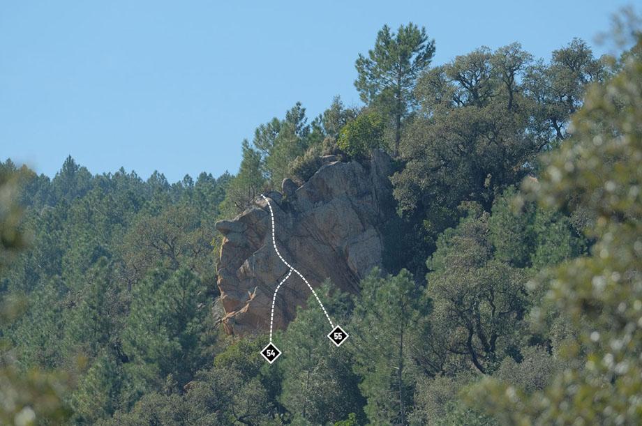 Mirador de la Roca Abellera de Santa Coloma de Farners