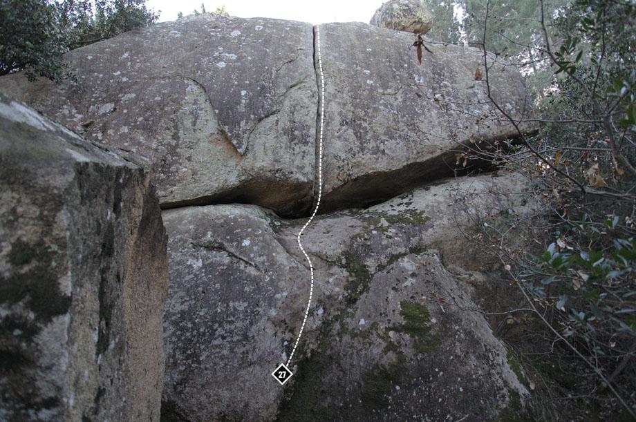 Roca Amagada