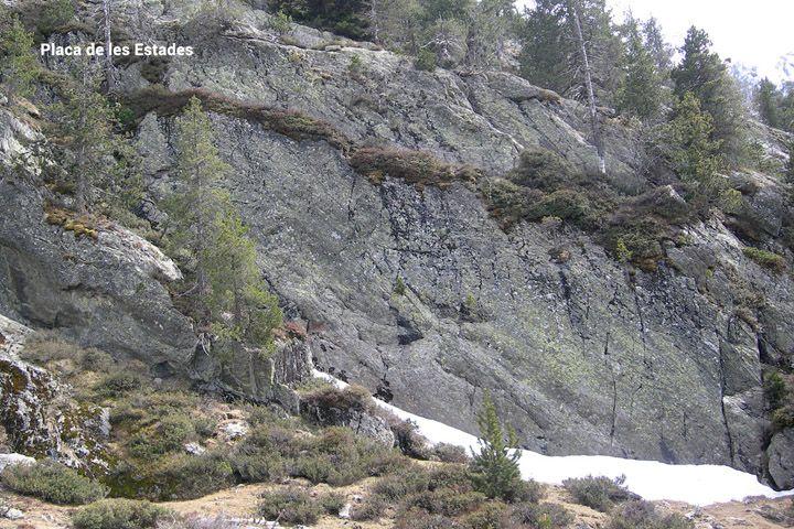 Pallars Sobirà, Vallferrera, vies al Pla de Boet
